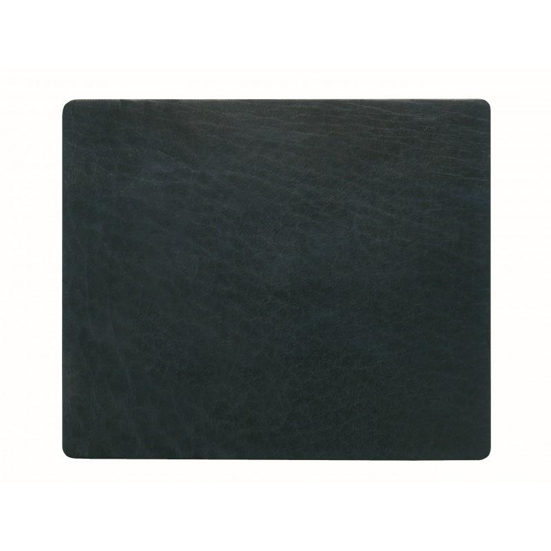 tapis de souris en cuir de buffle pleine fleur. Black Bedroom Furniture Sets. Home Design Ideas